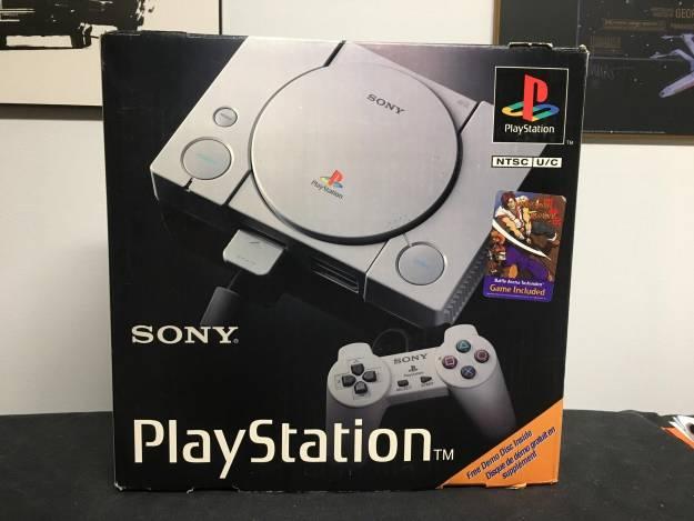 Hoy cumple 25 años la PlayStation 1