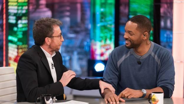 """Will Smith explica en """"El Hormiguero"""" por qué rechazó el papel de Neo en Matrix 1"""