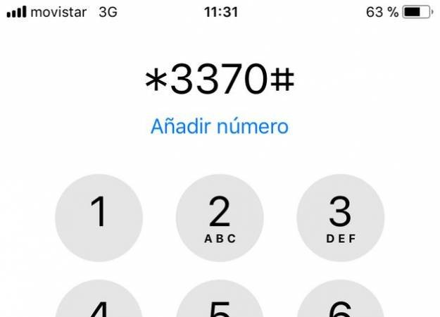 La advertencia de la Policía Nacional sobre lo que pasa si marcas el código *3370# en el móvil