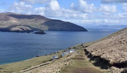 Una isla de Irlanda busca dos personas dispuestas a mudarse con todo pagado para trabajar allí