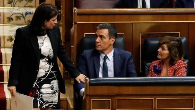Ni 1, ni 2, ni 3... el nuevo Gobierno de Sánchez tendrá cuatro vicepresidencias con tres mujeres e Iglesias 1
