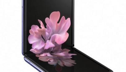 Galaxy Z Flip es el nuevo móvil plegable de Samsung