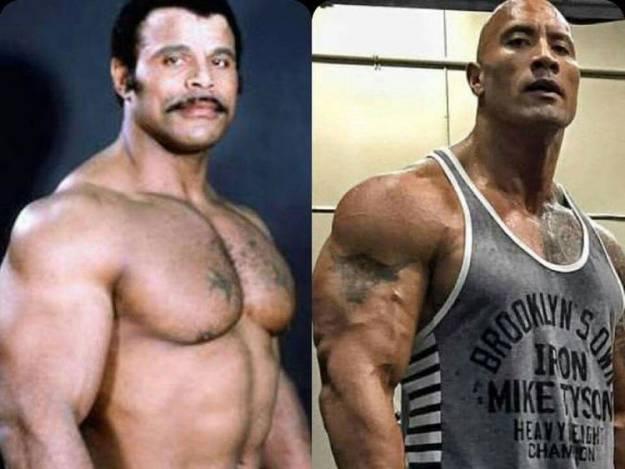 Muere a los 75 años Rocky Johnson, padre de Dwayne Johnson y leyenda de la WWE 2