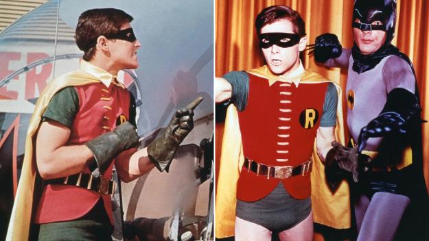 El actor que hacía de Robin en los 60 confiesa que tomó pastillas para encoger su pene 1