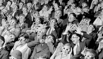 """Según un estudio, ir al cine es tan saludable como el """"ejercicio suave"""""""