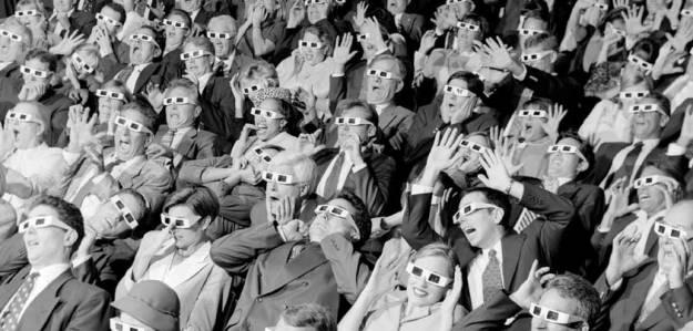 """Según un estudio, ir al cine es tan saludable como el """"ejercicio suave"""" 1"""