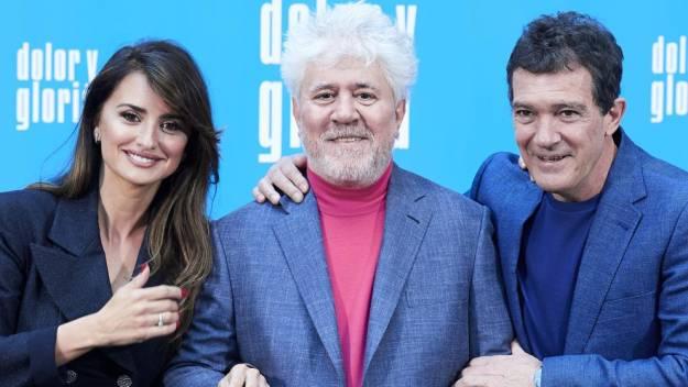 Almodóvar y Antonio Banderas, nominados al Oscar por 'Dolor y gloria' 1