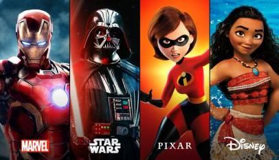 Disney+ se lanzará en España el 24 de Marzo