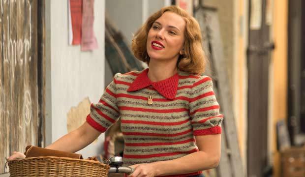 Scarlett Johansson hace historia en los Oscar 2020 con su doblete 1
