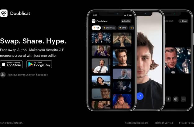 Ya puedes hacer Deepfakes con tu móvil