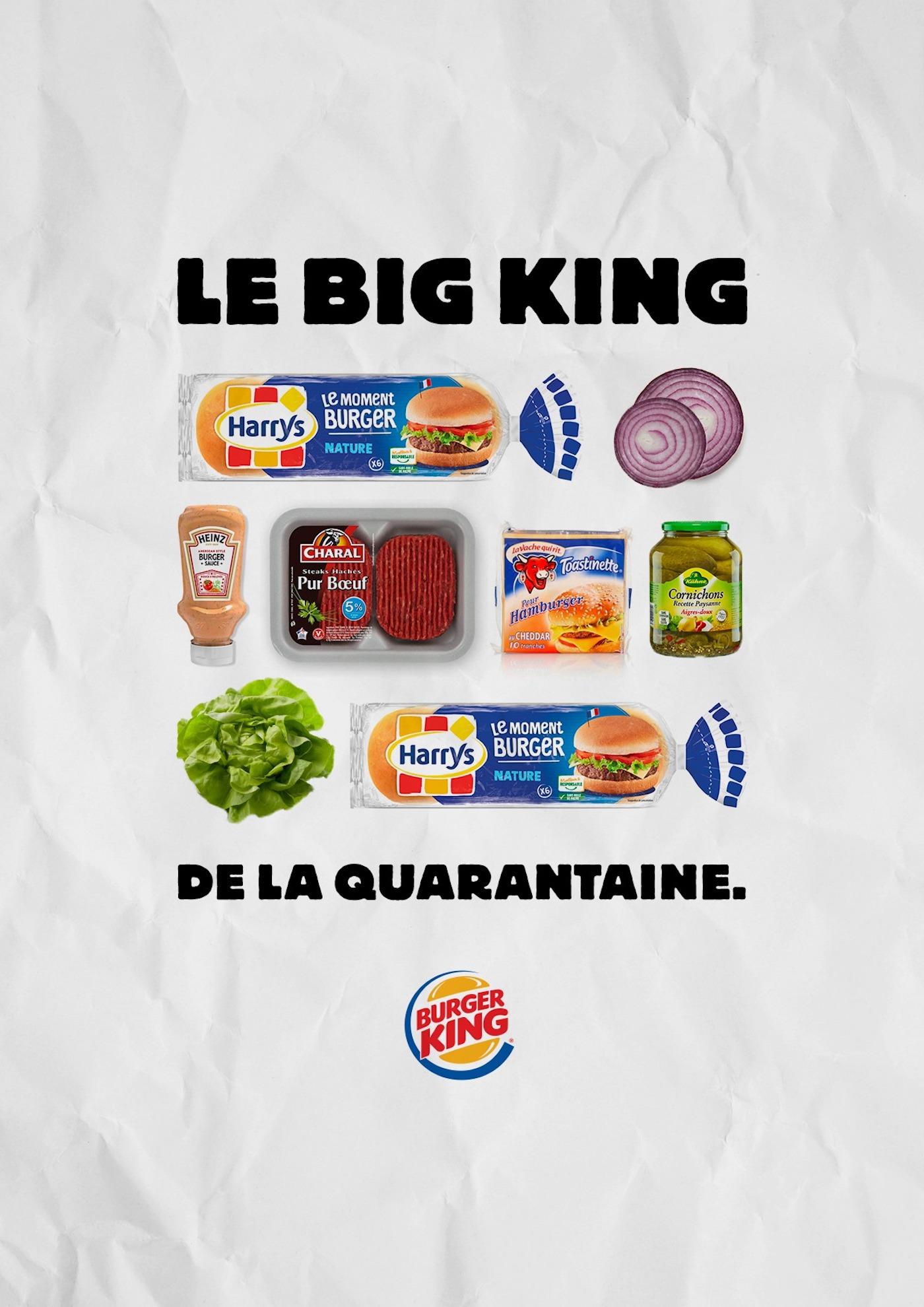 Burger King publica las recetas de sus hamburguesas para replicarlas durante la cuarentena 3