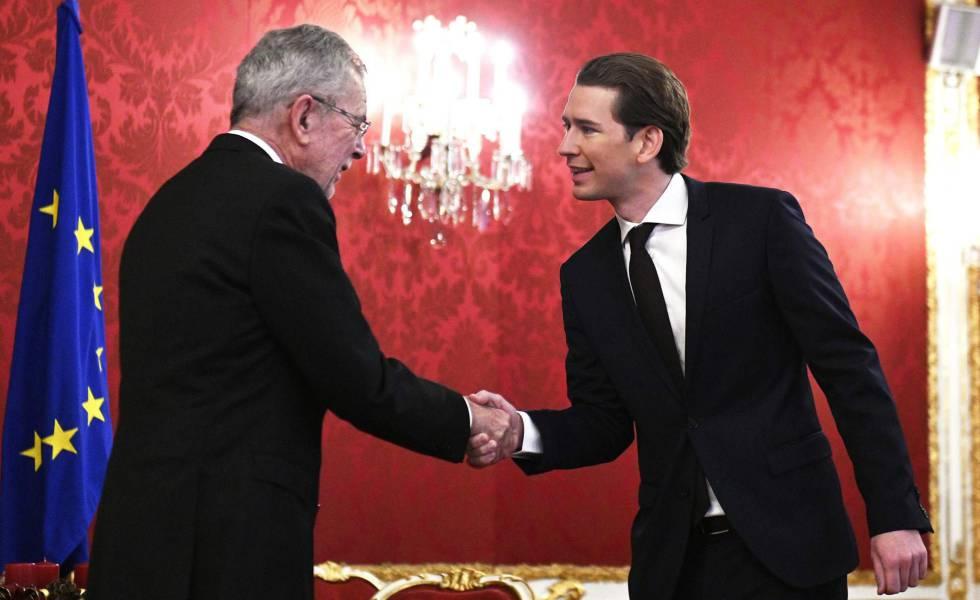Los ministros de Austria donan su sueldo de abril para la lucha contra el coronavirus 1