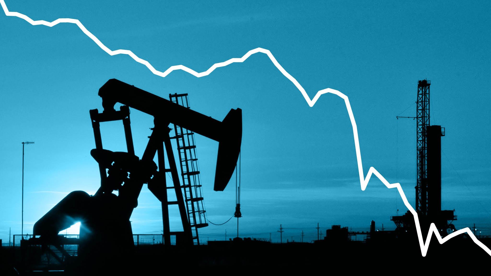 ¿Cómo puede ser que el petróleo cotice en negativo? 1