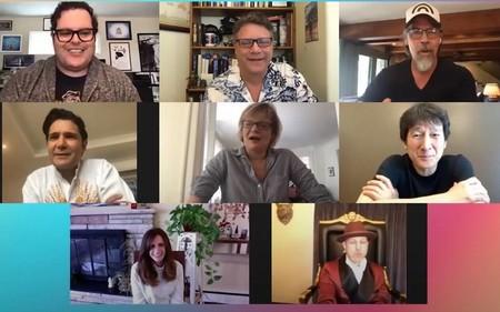 Los Goonies se juntan de nuevo en una videoconferencia legendaria 2