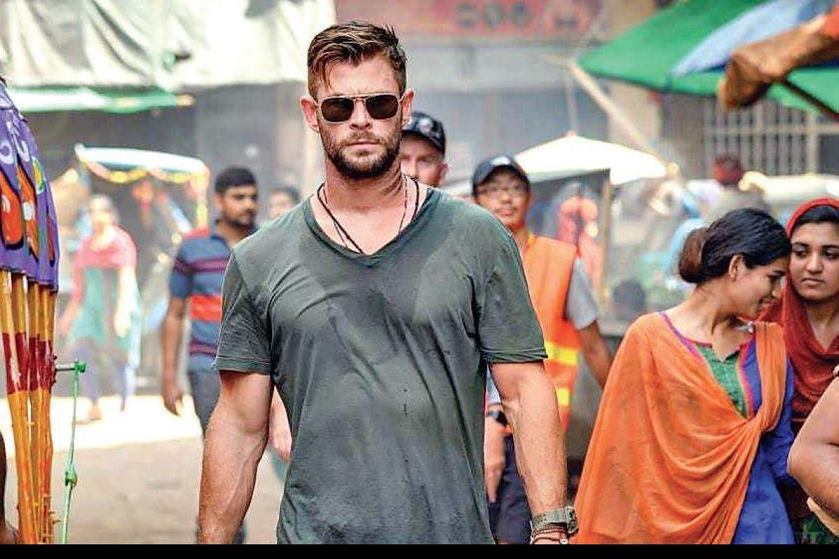 Hoy se estrena peliculón en Netflix: Tyler Rake (Extraction), con Chris Hemsworth  y de los hermanos Russo (Endgame) 1
