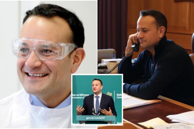 El primer ministro irlandés se reincorpora como médico para combatir el coronavirus 1
