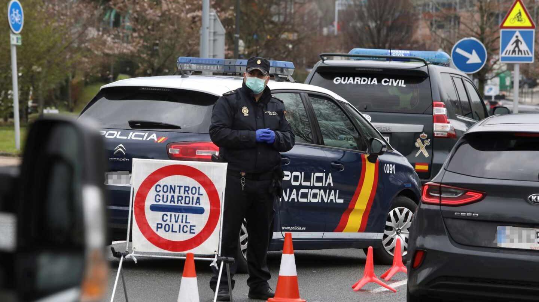 """Vox pide reconocer el fallecimiento """"en acto de servicio"""" a policías y guardias civiles caídos por el Covid-19 1"""