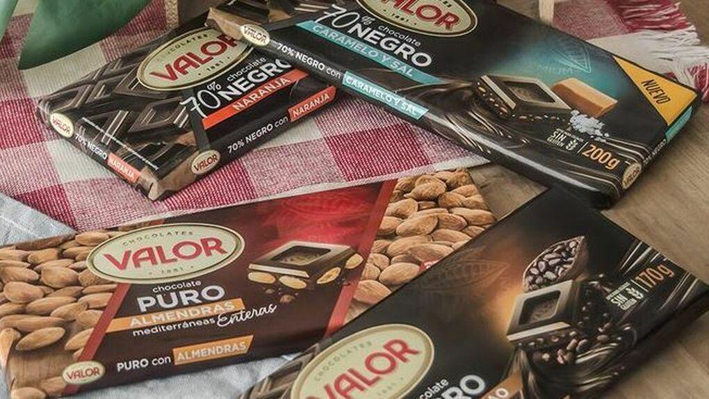Chocolates Valor sube un 20% el sueldo a la plantilla por el sobreesfuerzo ante el Covid-19 1