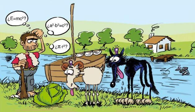 El Euribor se desploma y el acertijo del lobo, la cabra y la col 1