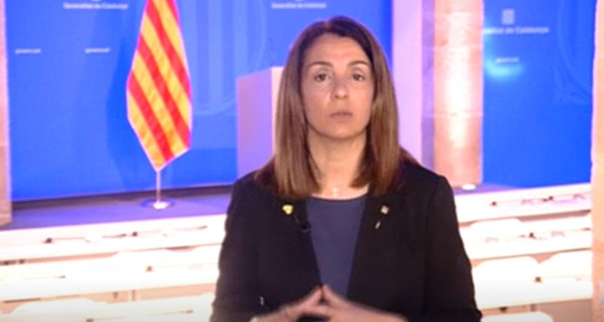 El Govern dice que con una Cataluña independiente habrían tenido menos muertes 1
