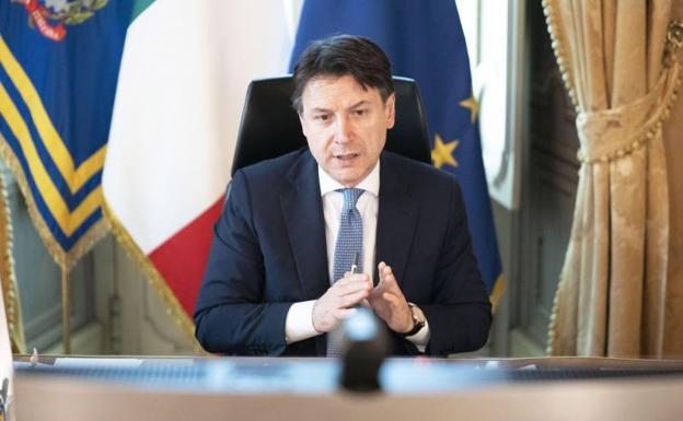 """Italia abrirá la economía en """"convivencia con el virus"""" a partir del 4 de mayo 1"""