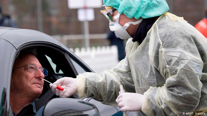 """Alemania afirma que ya tienen """"controlado"""" el coronavirus y espera ayudar a España e Italia 1"""