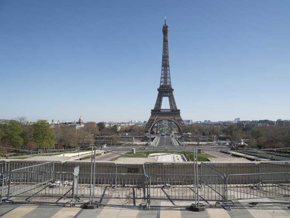 El PIB de Francia cayó un 6% en el primer trimestre 1