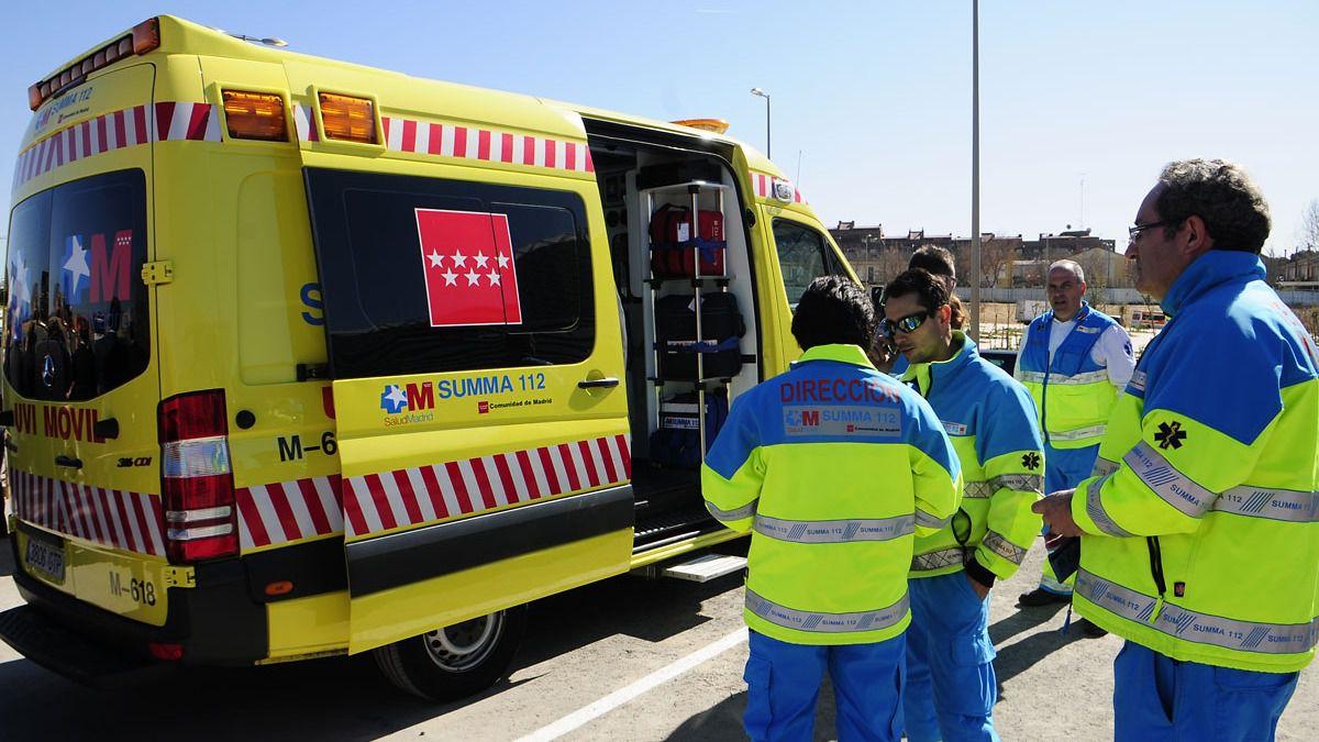 Muere en Madrid el primer profesional sanitario con Covid-19 1