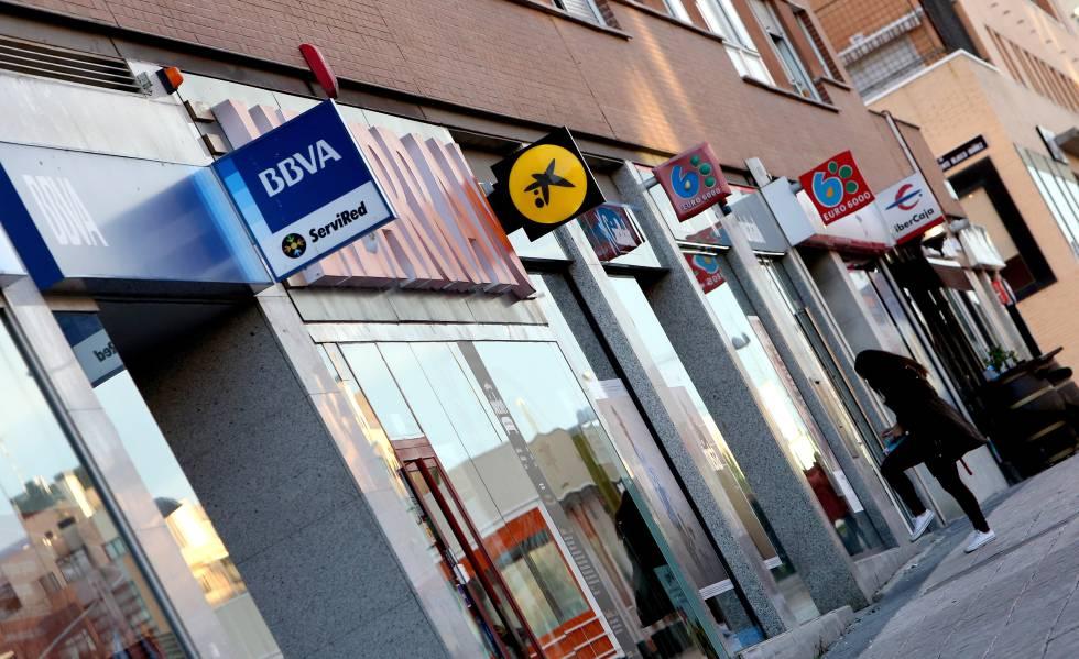 La banca reconoce que las hipotecas y los depósitos ya no son su negocio 1