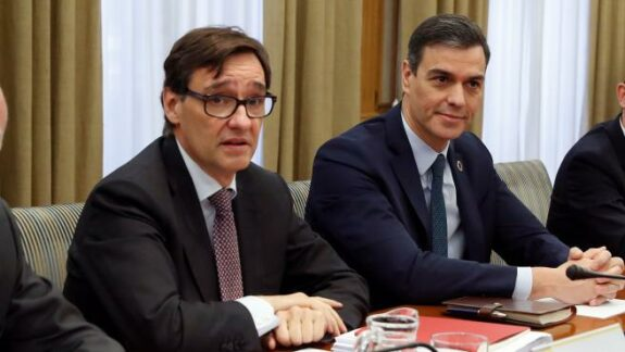 El Gobierno aconseja cerrar todo Madrid 1