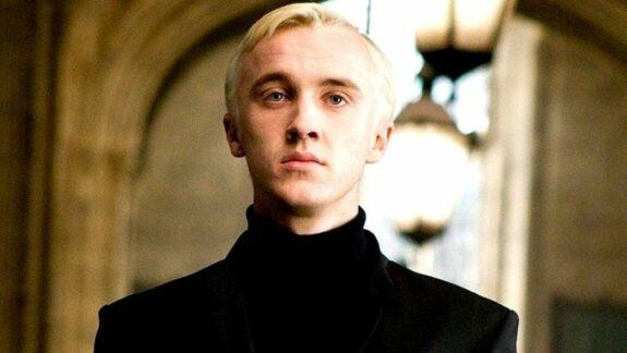 El cambio radical de Tom Felton (Draco Malfoy de Harry Potter) irreconocible en su nueva película 1