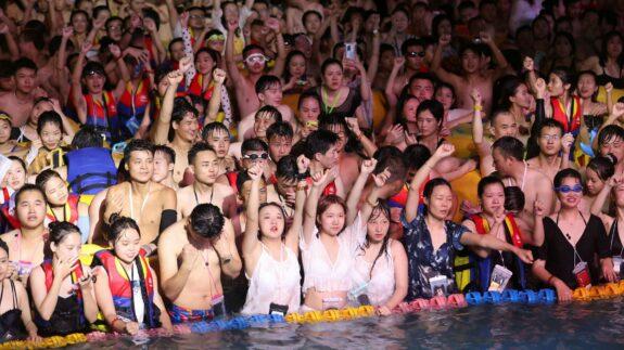 Wuhan es ahora la ciudad sin mascarillas y sin contagios de coronavirus 1