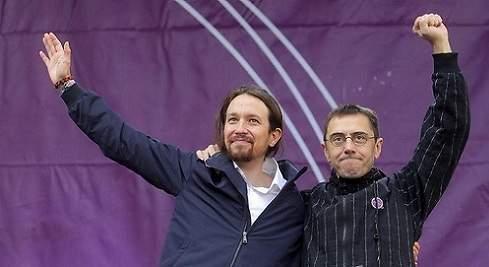 El juez que investiga a Podemos recibe el informe de la Fiscalía de Cuentas que ve responsabilidad penal en Neurona 1