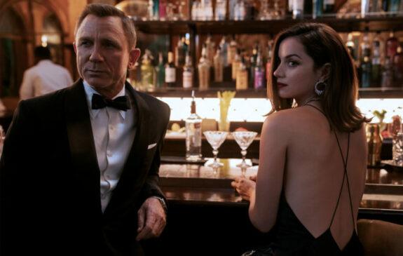 Frenético el tráiler de 'No Time to Die', la próxima película de James Bond 1