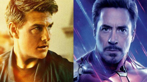 Así quedaría Tom Cruise como nuevo Iron Man del Multiverso Marvel 1