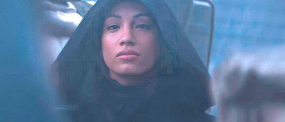 ¿Quién es el personaje de Sasha Banks en la segunda temporada de The Mandalorian? 1