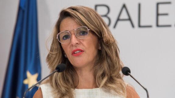 Trabajo propone mantener la prohibición de despedido objetivo por Covid hasta el 31 de diciembre 1