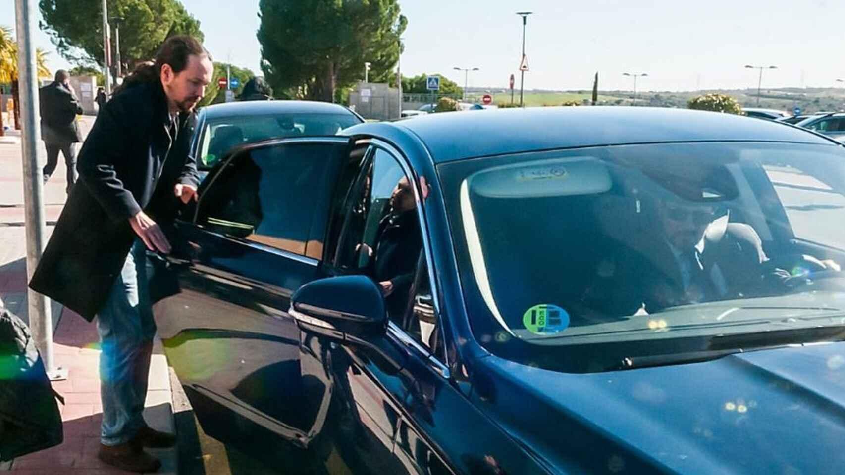 El gobierno prepara 100 millones de euros para reemplazar casi 6.000 coches oficiales 1