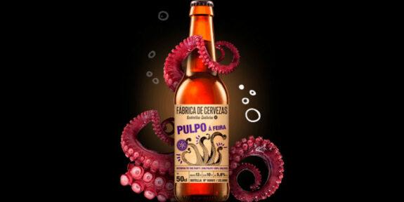 Estrella Galicia saca una cerveza con sabor a pulpo 1