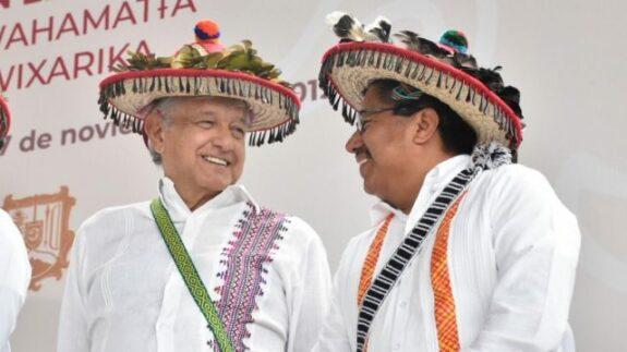 """El presidente de Mexico insta de nuevo a España a pedir perdón por la """"imposición"""" y el """"saqueo"""" de la conquista 1"""