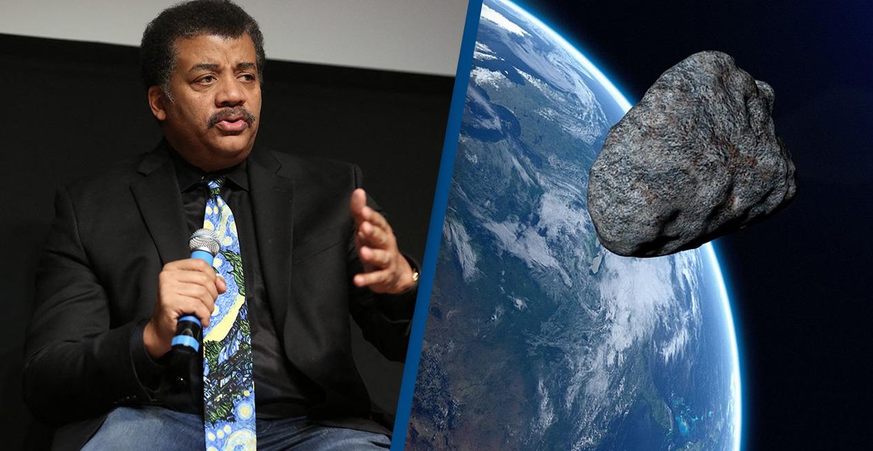 La NASA avisa que asteroide podría chocar contra la tierra el lunes 2 de noviembre 1