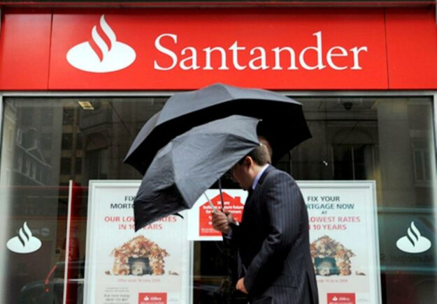 El Banco Santander castiga a su hipoteca variable 1