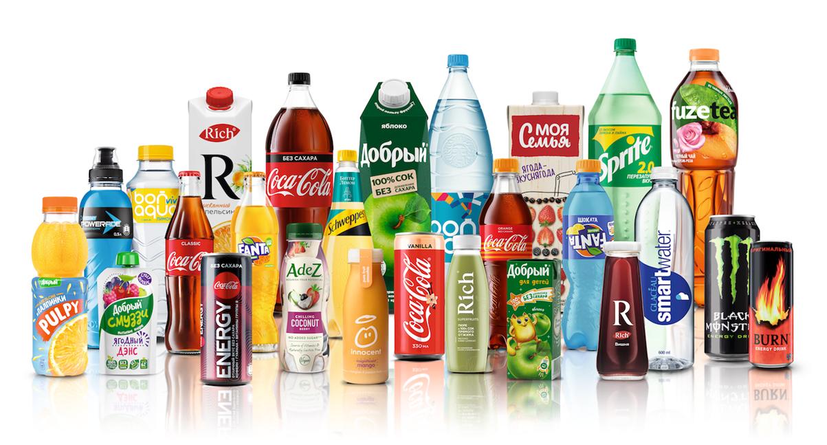 La pandemia obliga a Coca Cola a descontinuar cerca de 200 bebidas 1
