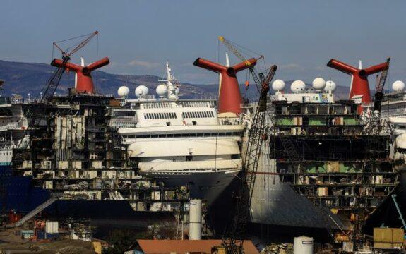 El terrible futuro de los cruceros resumido en 5 fotos 6