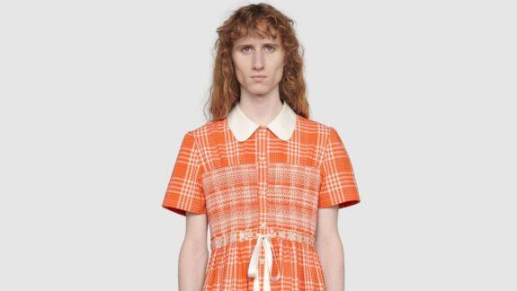 Este vestido para hombres de Gucci cuesta 2.600$ 1