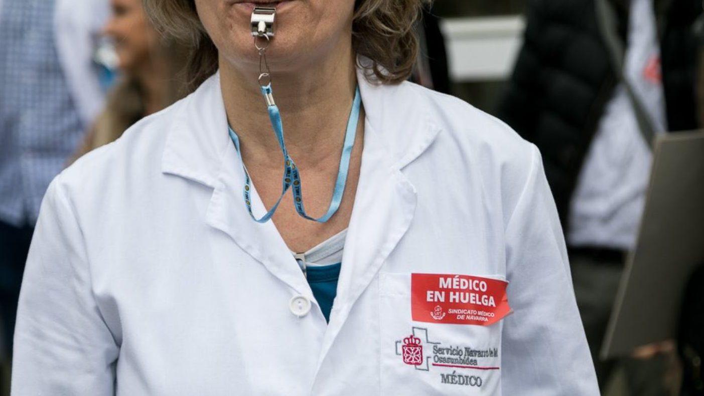 Los médicos de toda España están llamados a su primera huelga en 25 años 1