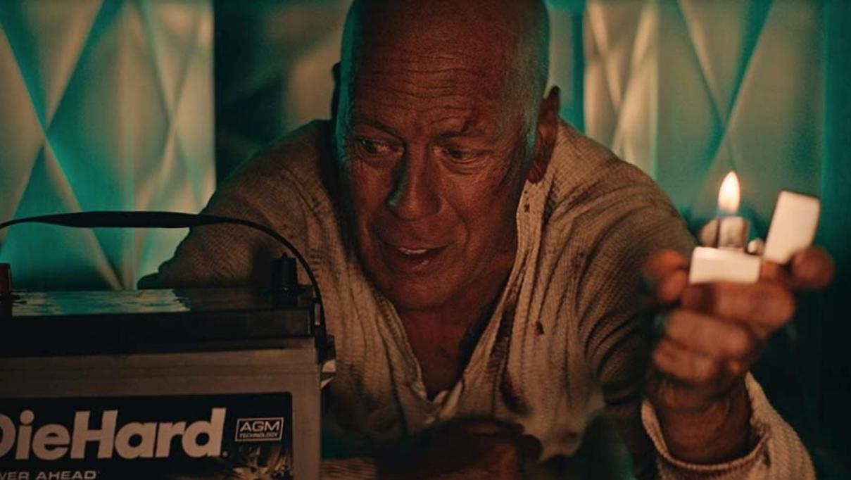 Bruce Willis vuelve como John McClane en este genial anuncio 1