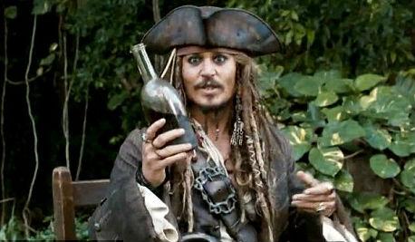 La genial respuesta de Johnny Depp a los directivos de Disney que le acusaron de rodar borracho 1