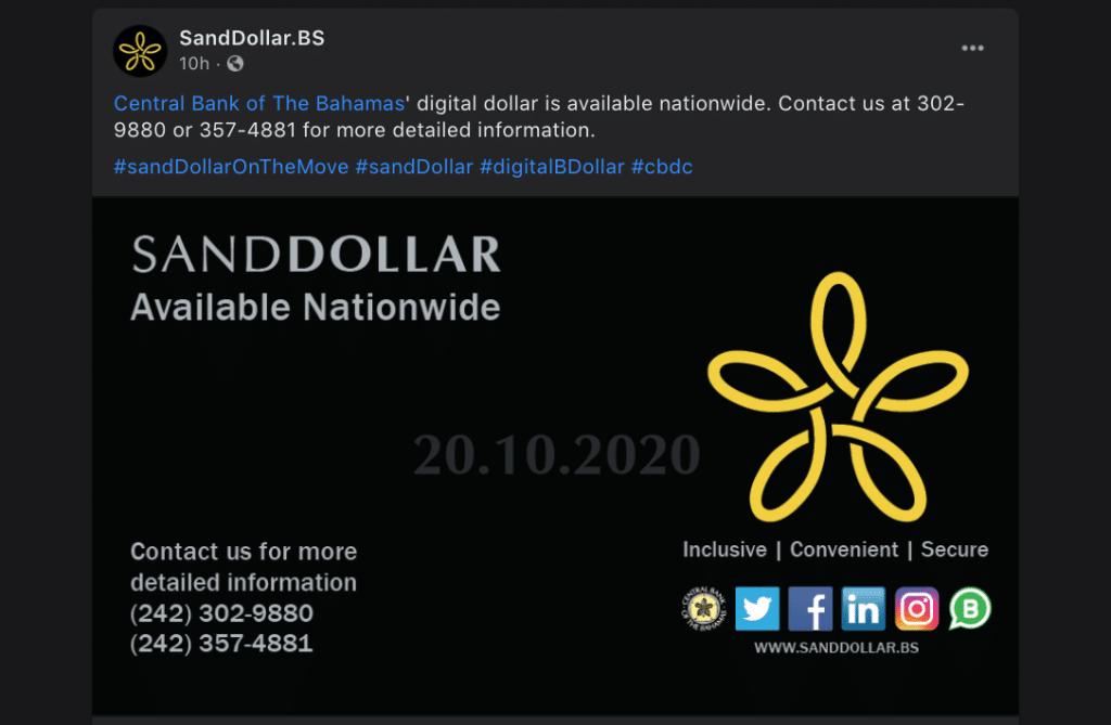 Ya tenemos el primer país con una moneda virtual respaldada por su Banco Central 2