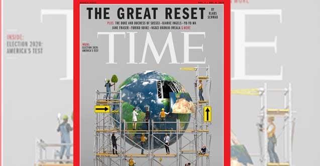 """¿En qué consiste el """"El Gran Reset""""? 1"""